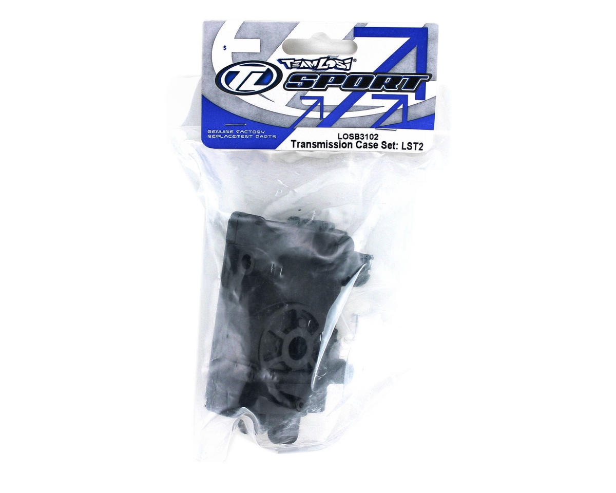 Losi Transmission Case Set (LST2)