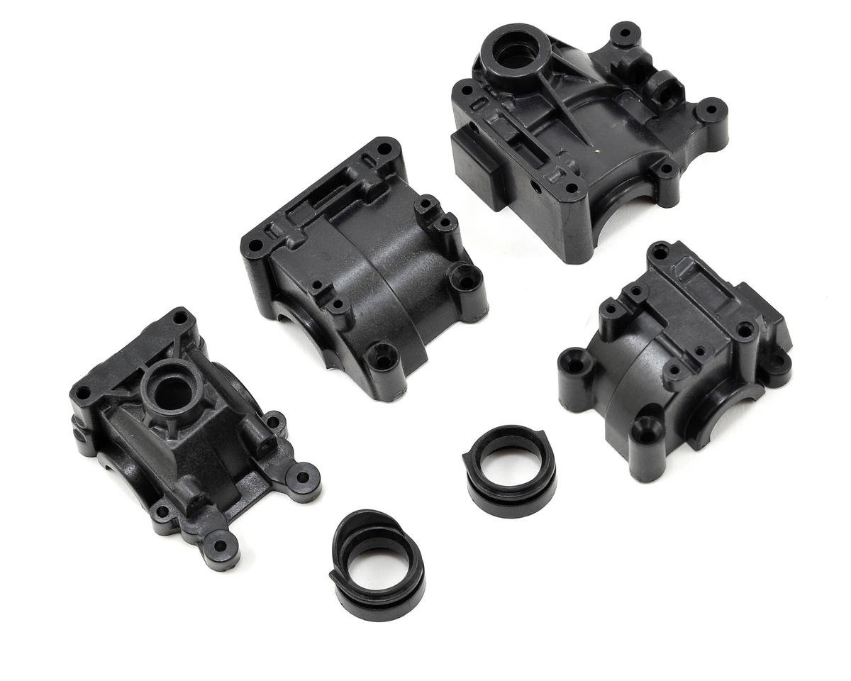 Losi TEN-T Front & Rear Gearbox Set (Ten-T)
