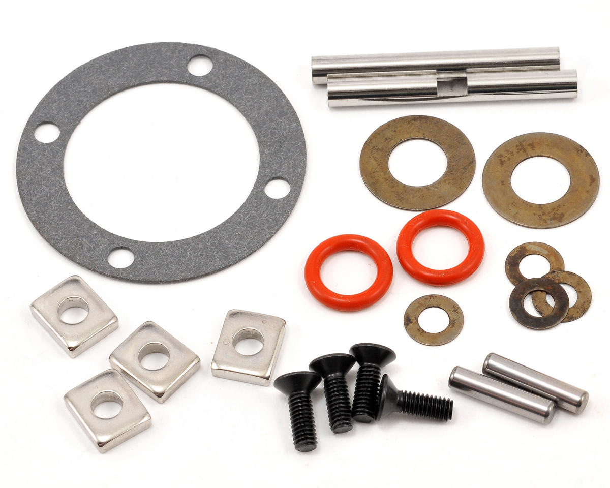 Differential Seal & Hardware Set by Losi