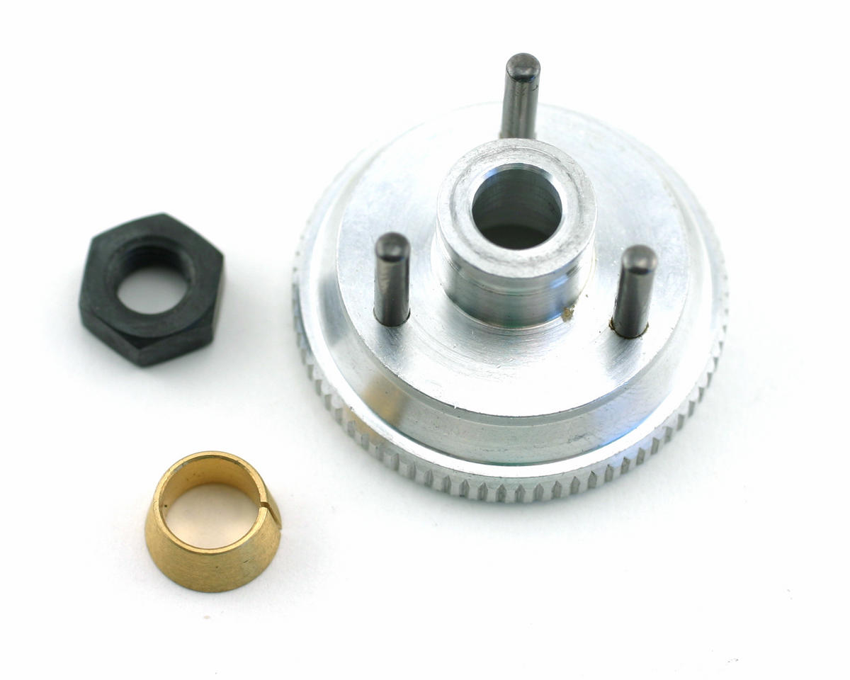 Losi LST Flywheel, Collet & Nut (LST, LST2).