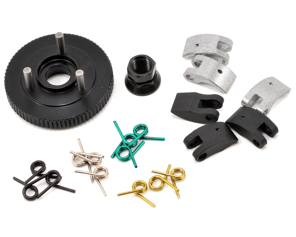 Losi 3-Shoe Clutch Set (TEN, 810)