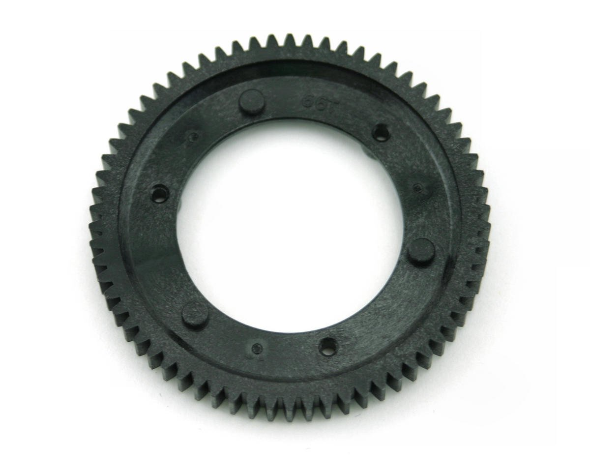 Losi 66T Spur for Use with 22T Pinion (LST, LST2).