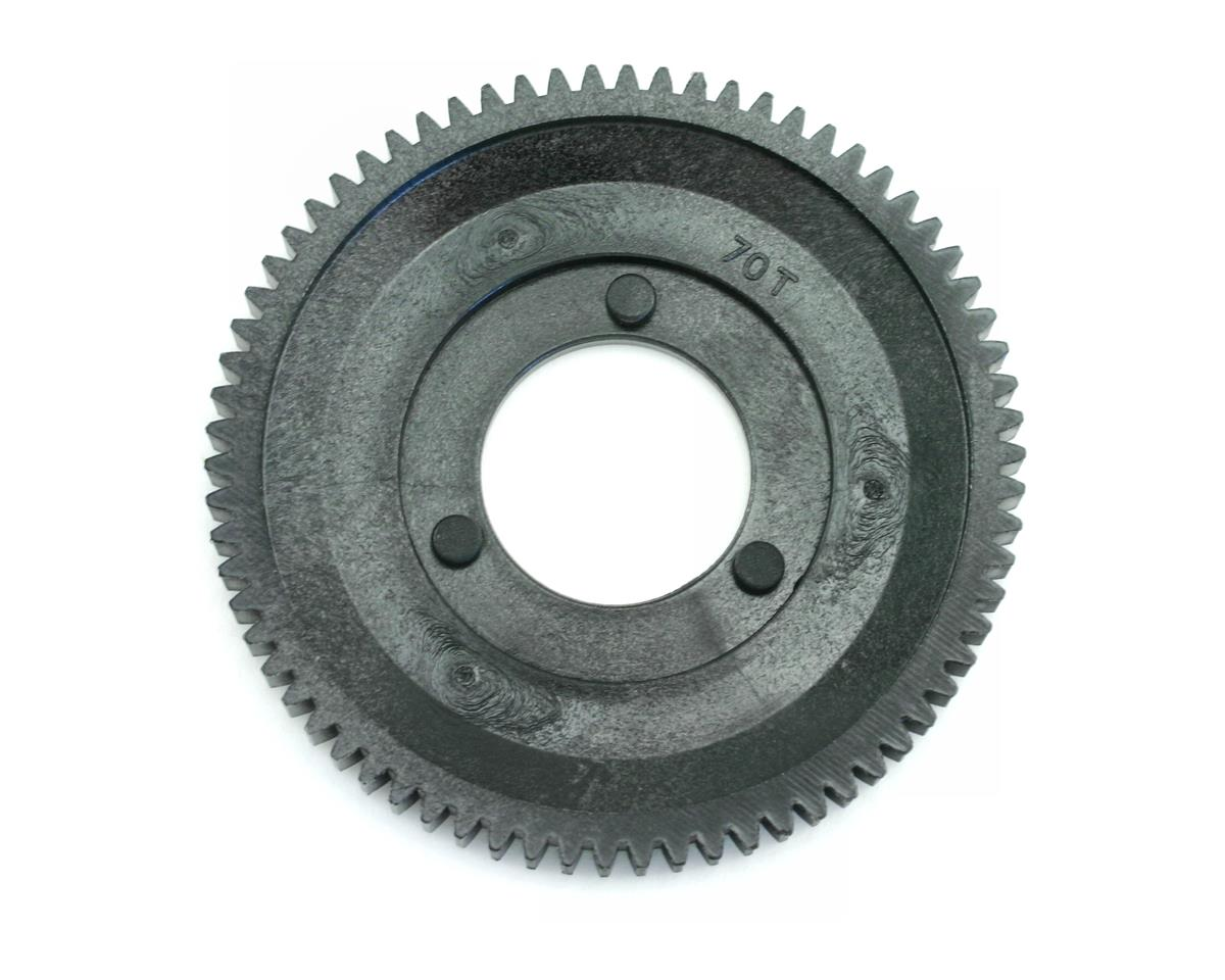 Losi Aftershock Low Gear 70T Spur (LST, LST2).