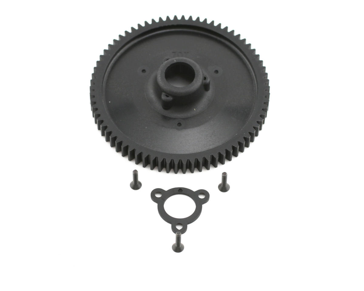 Losi 70T Spur Gear, Low Gear (AFT)