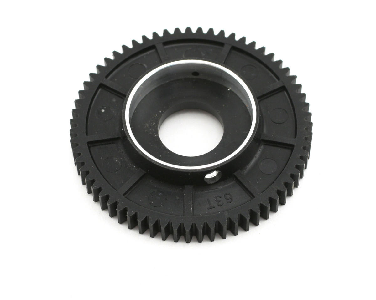 Losi 63T Spur Gear, High Gear (AFT)