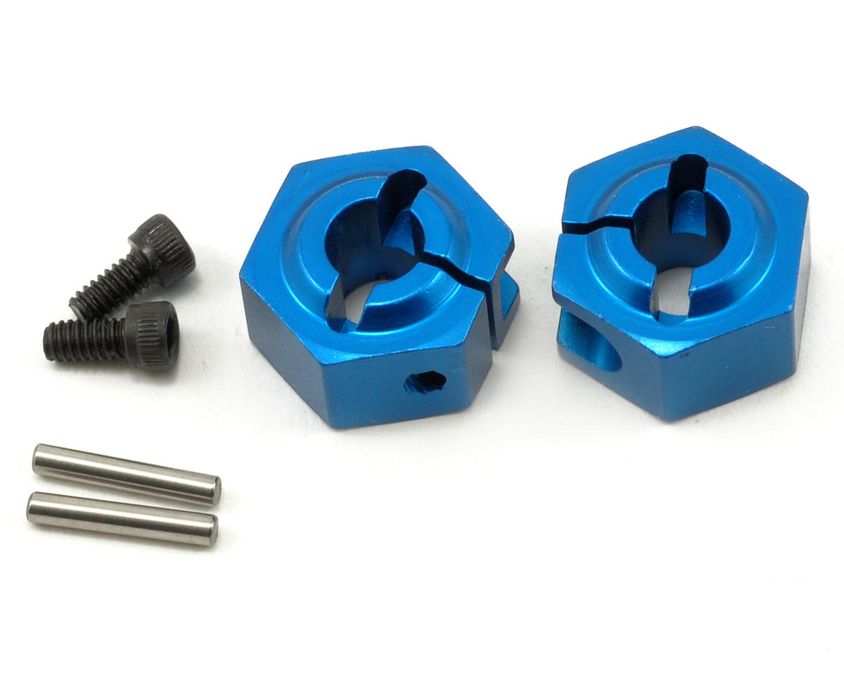 Losi 12mm Aluminum Wheel Hex Set (2)