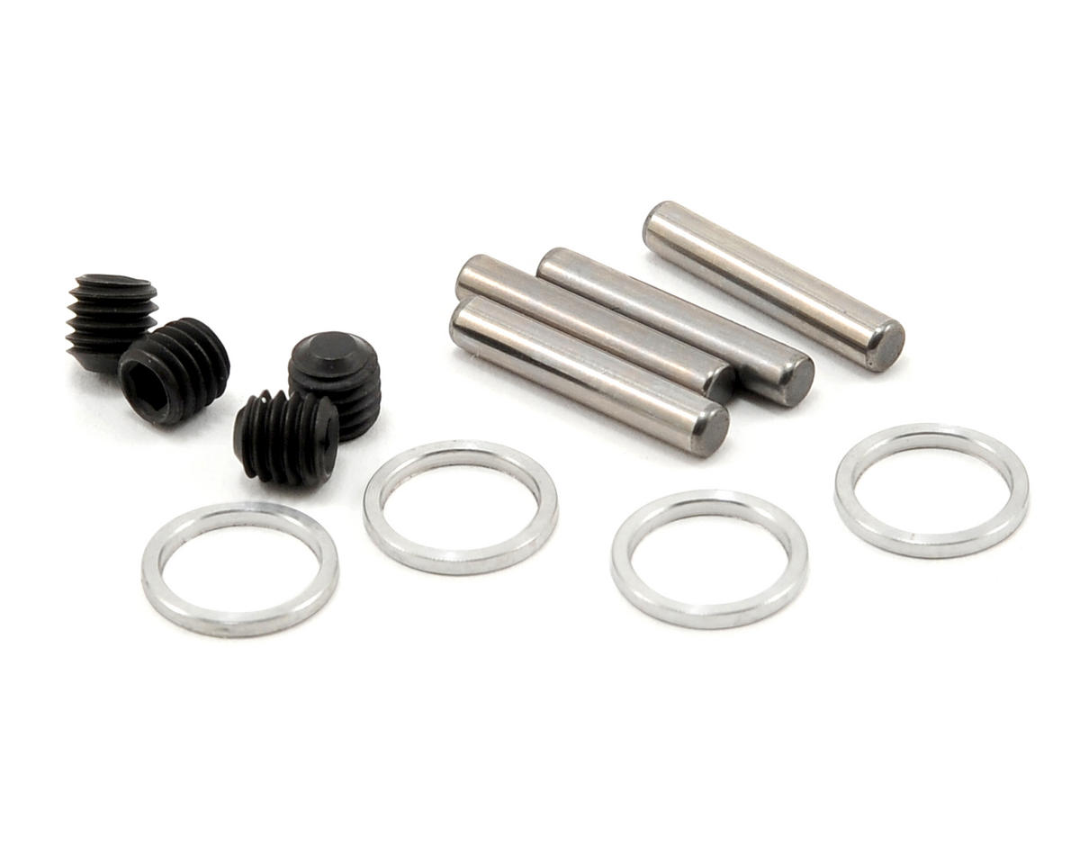 Losi Muggy 17mm Hex Adapter Hardware Set