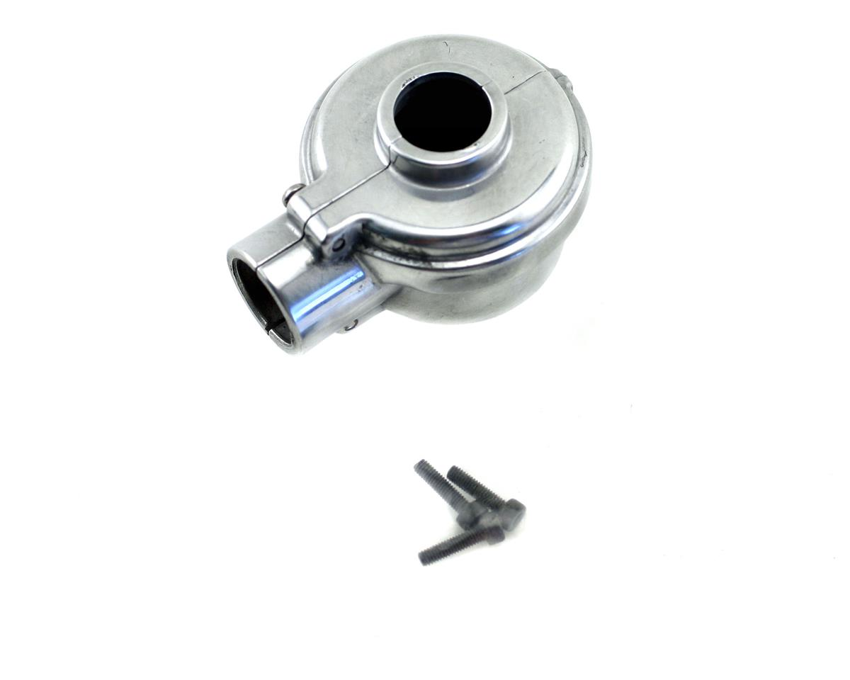 Losi Aluminum Differential Case, Polished (LST)