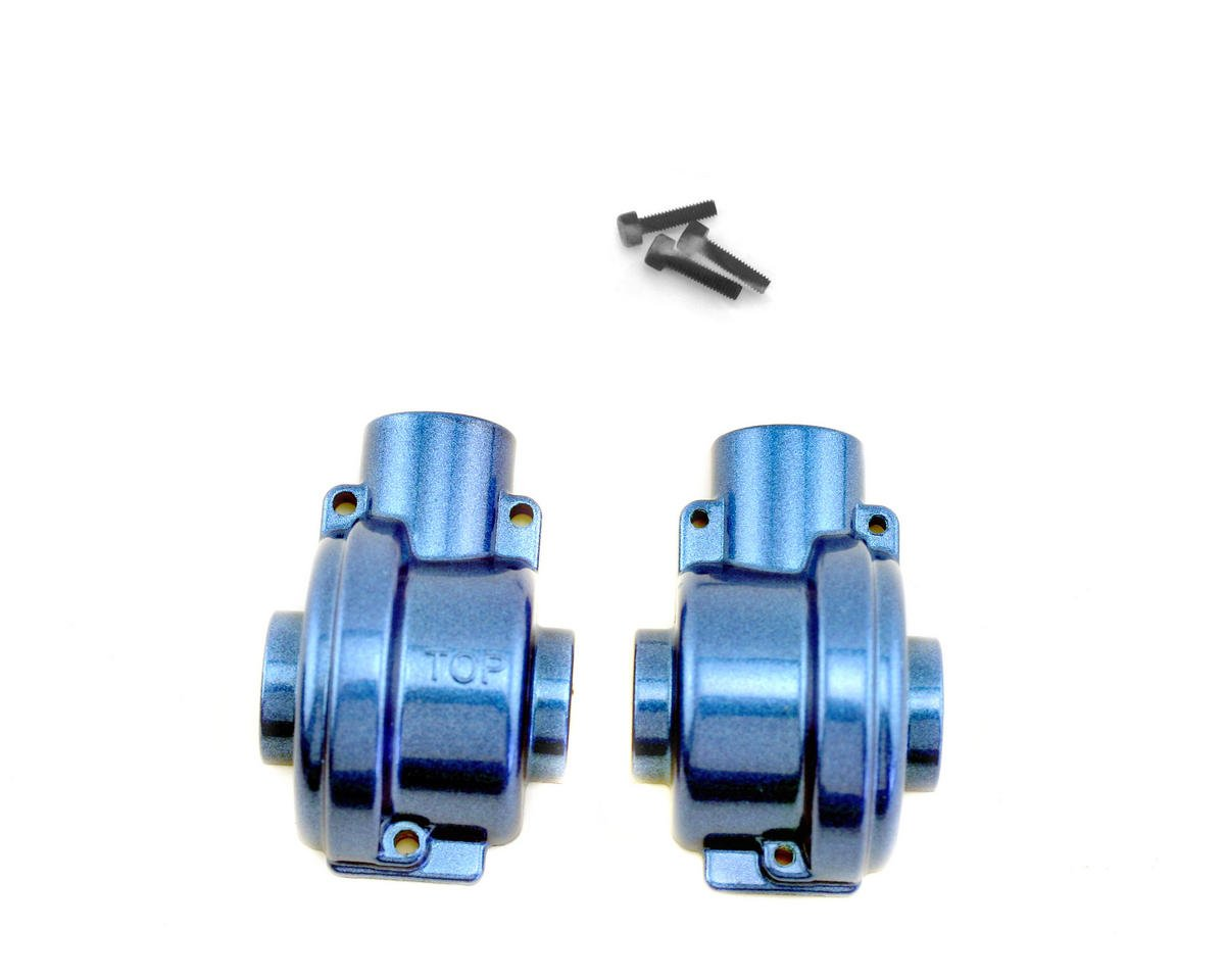 Losi Aftershock Aluminum Differential Case, Blue (LST)