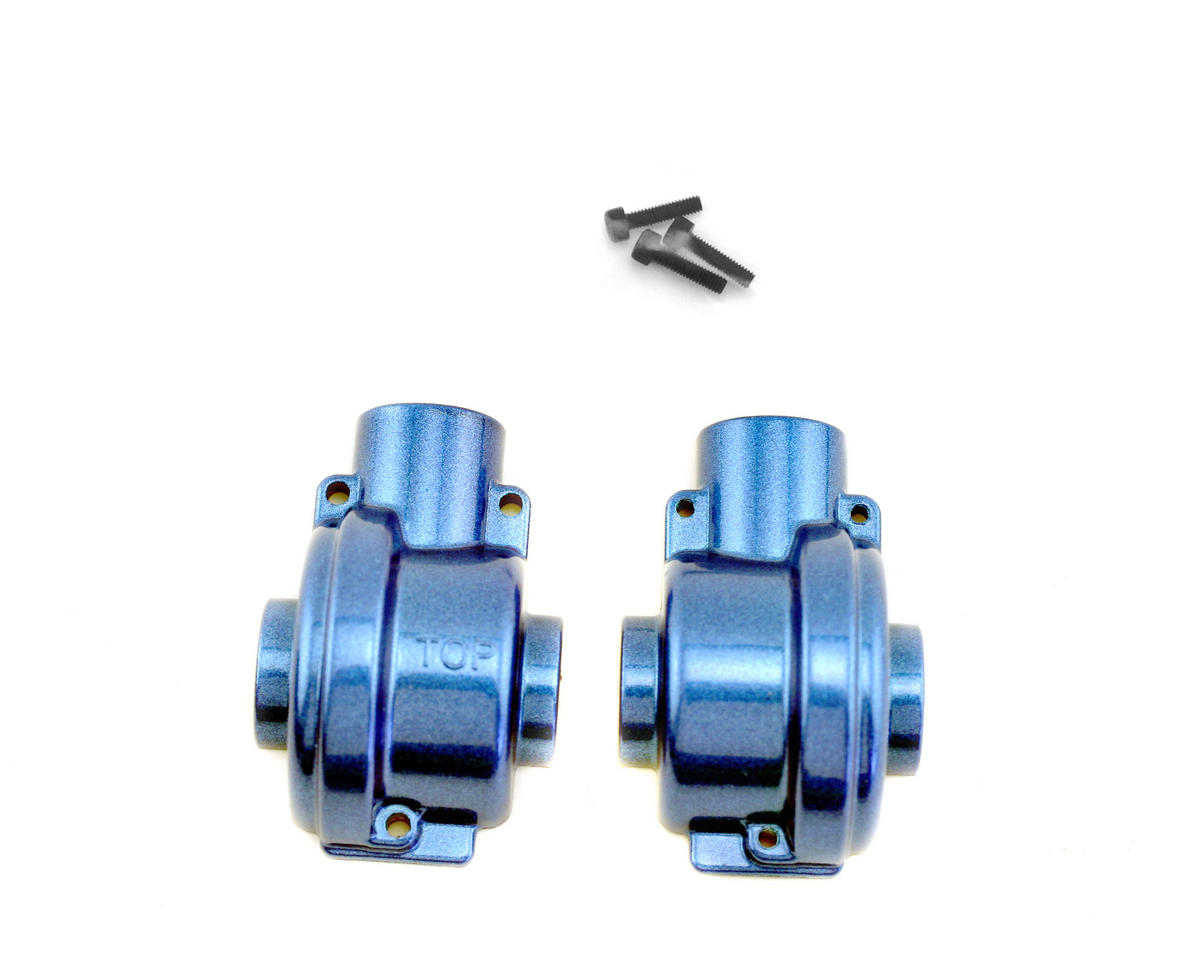 Image 1 for Losi Aluminum Differential Case, Blue (LST)