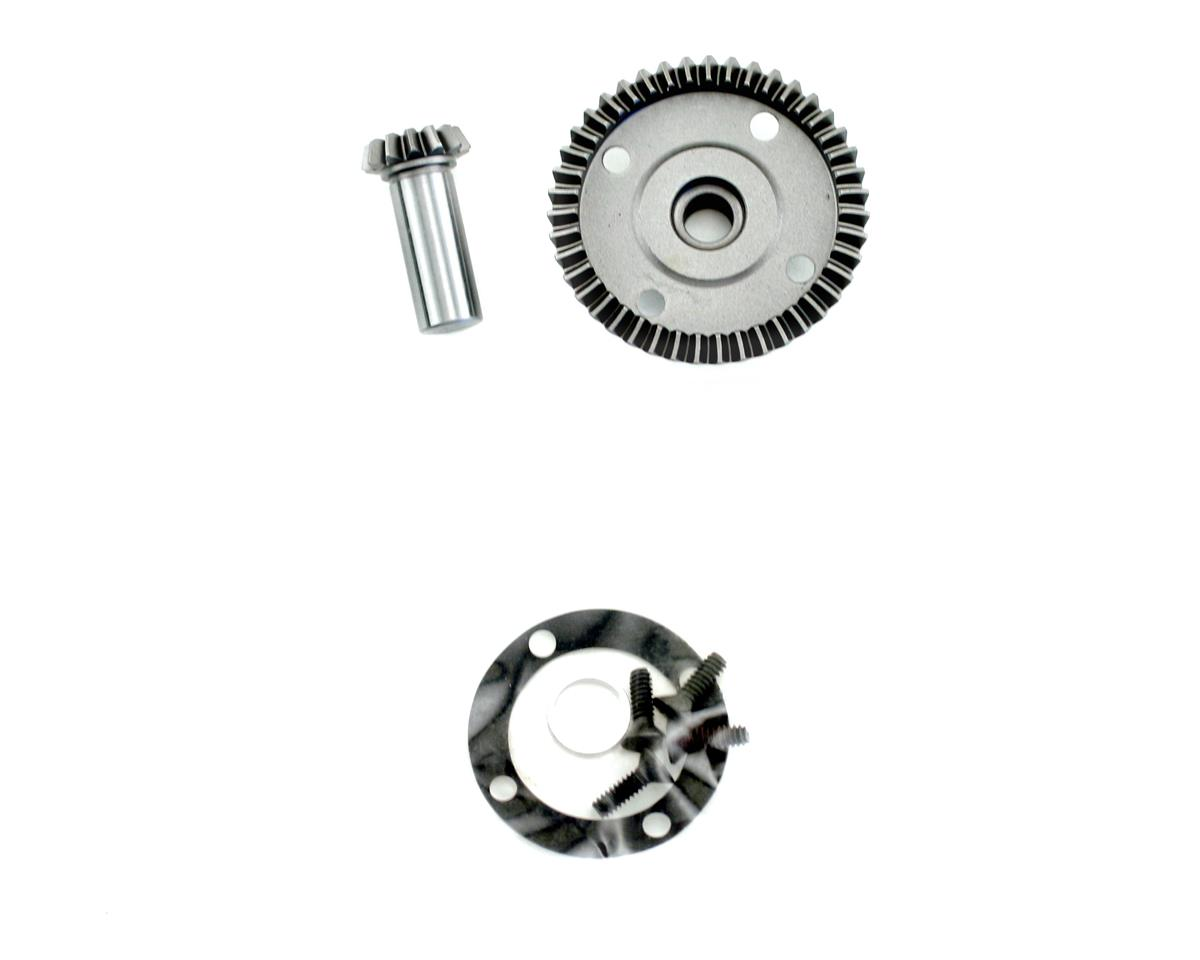Losi LST 3XL-E F/R Diff Ring & Pinion: