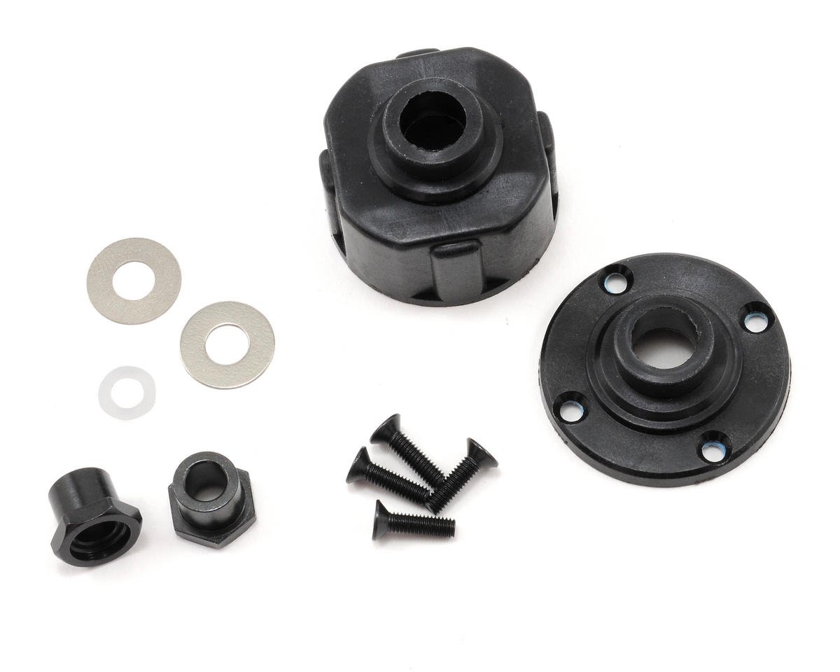 Losi Differential Housing & Hardware (Ten-T)