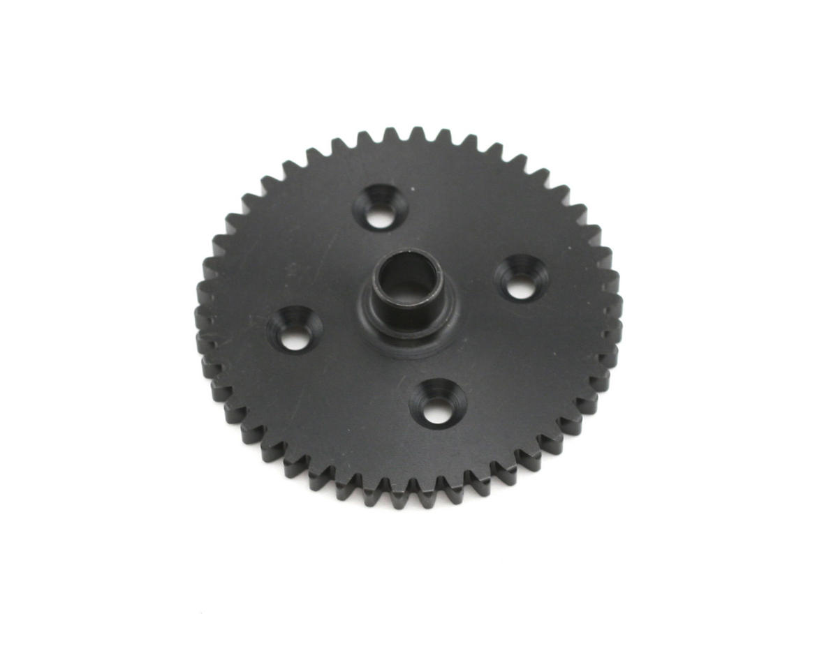 Losi Center Differential Spur, 46T Steel (MUG)