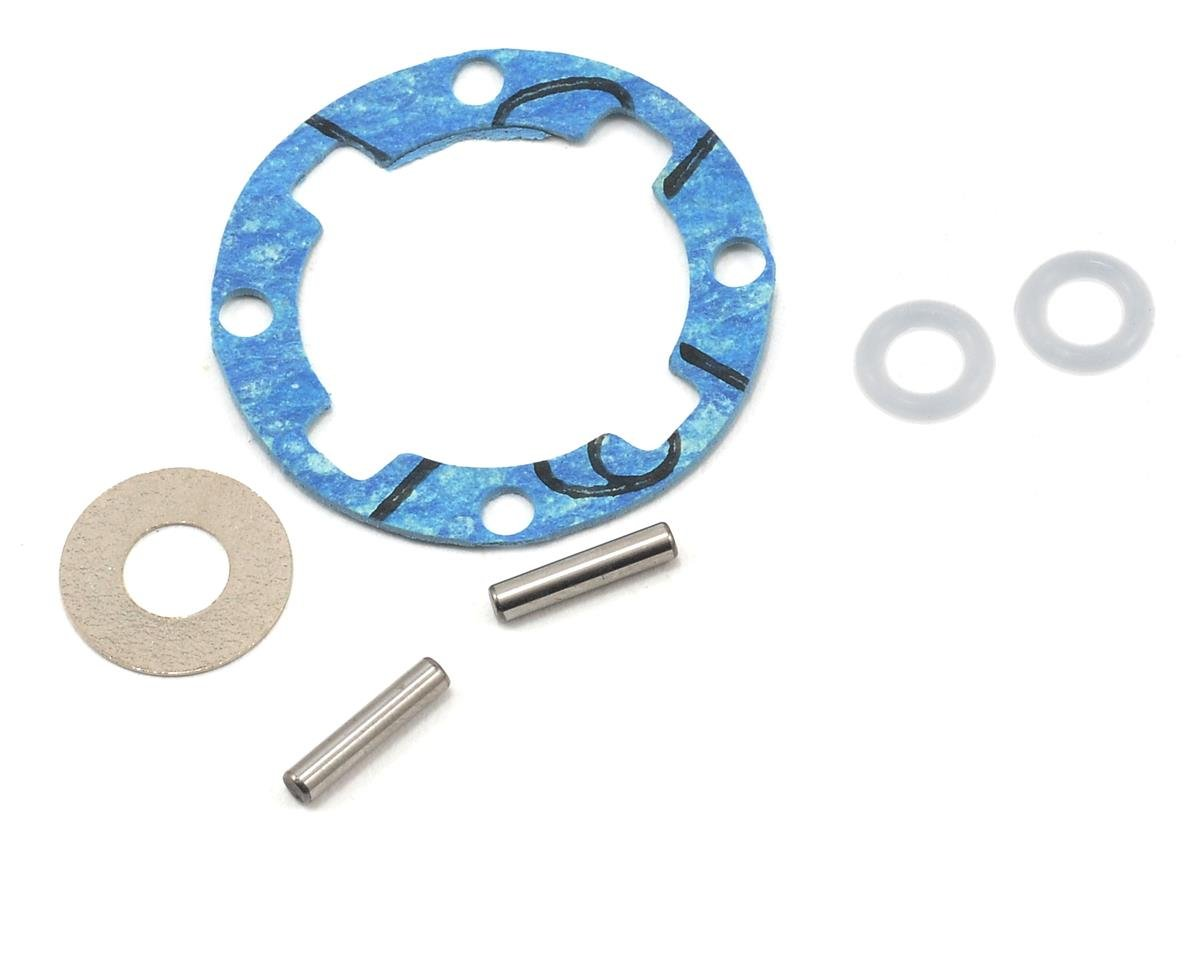 Losi TEN-SCBE Differential Seals w/Gasket & Hardware (Ten-T)