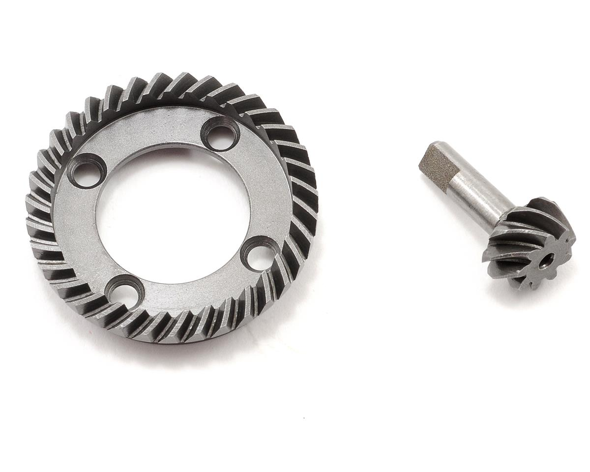 Rear Ring & Pinion Gear Set (Ten-T) by Losi