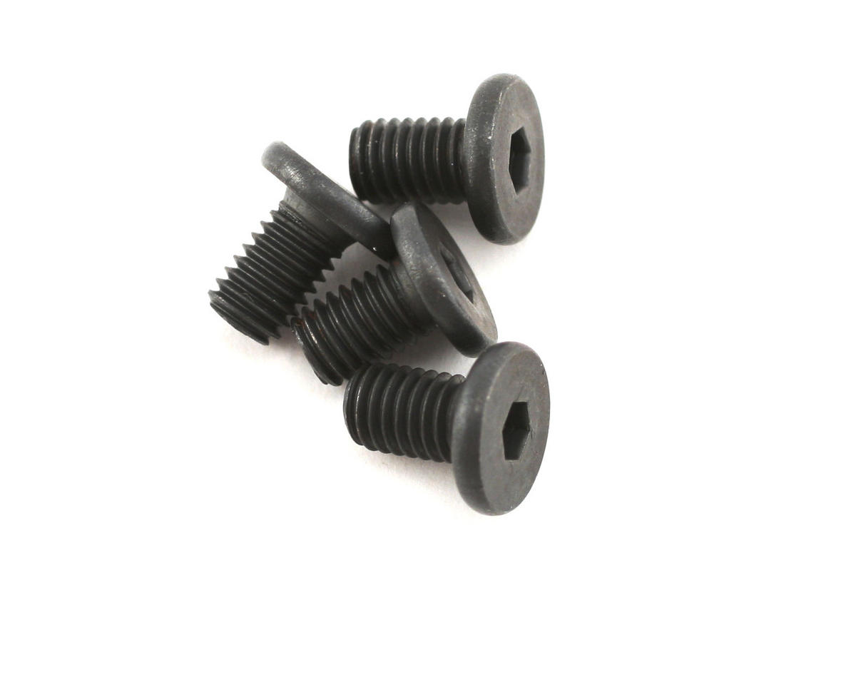 Losi Muggy 5 X 8mm Allen Pan Head Motor Mount Screws (4)