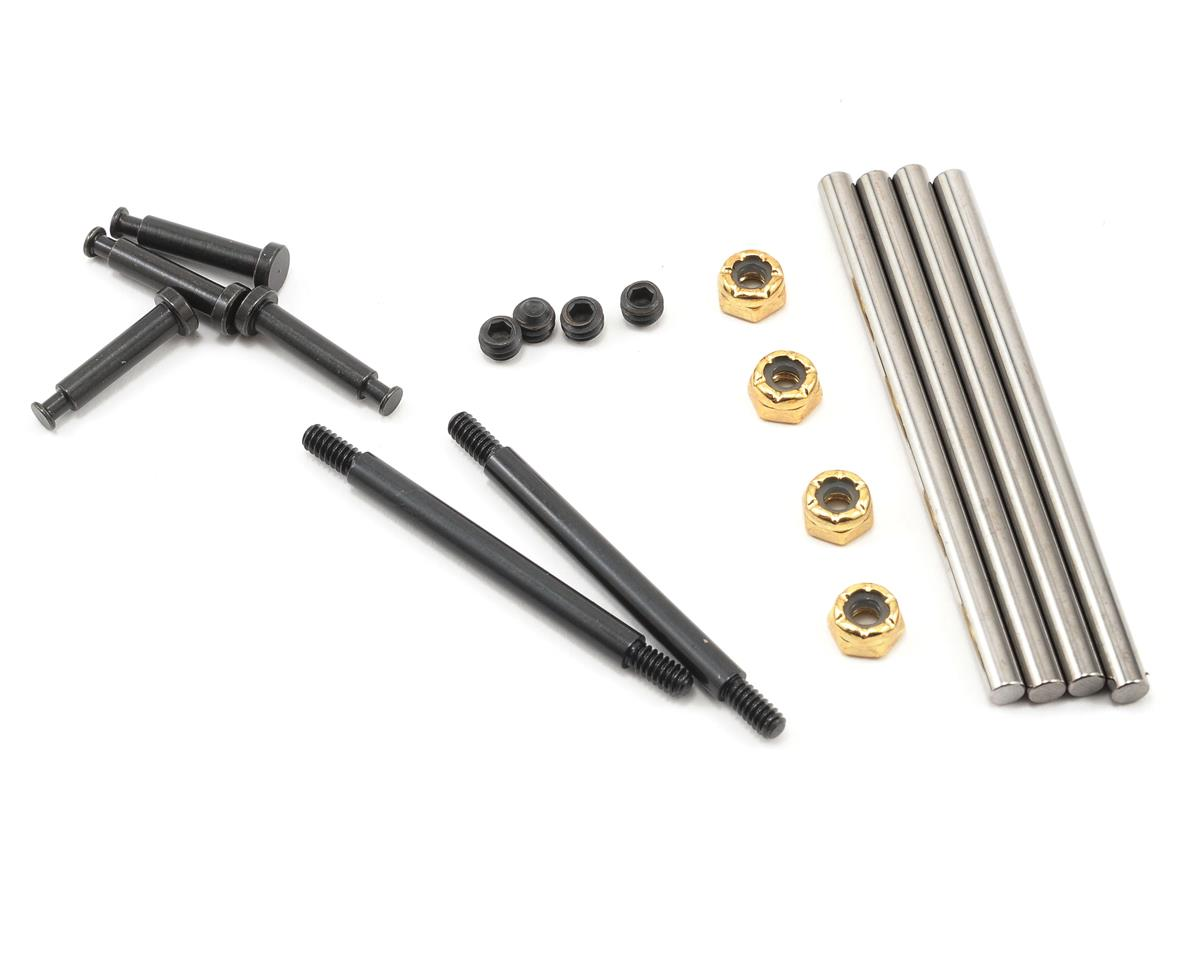 Losi TEN-SCBE Hinge Pin and King Set (10) (Ten-T)