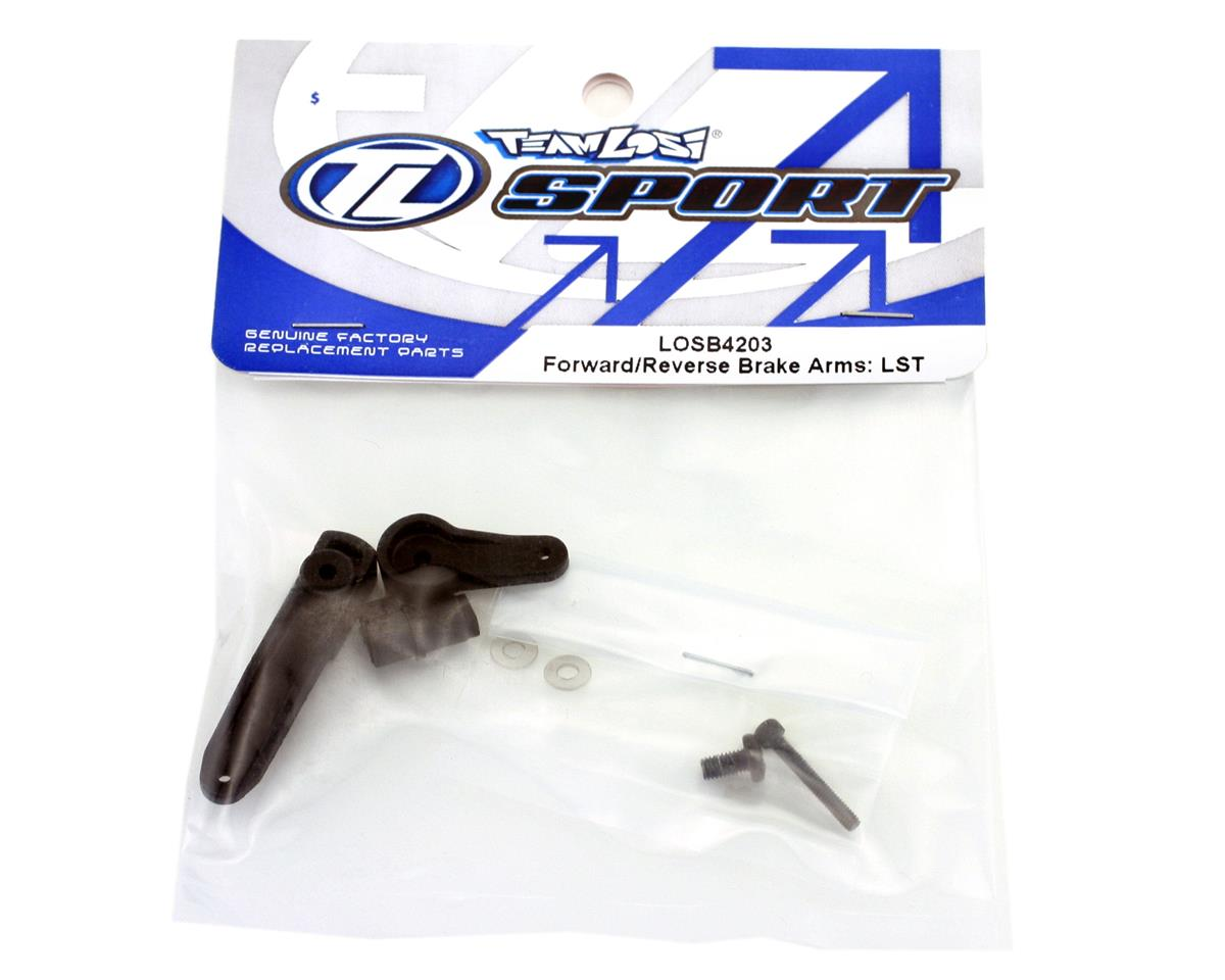Losi Forward/Reverse Brake Arms: LST