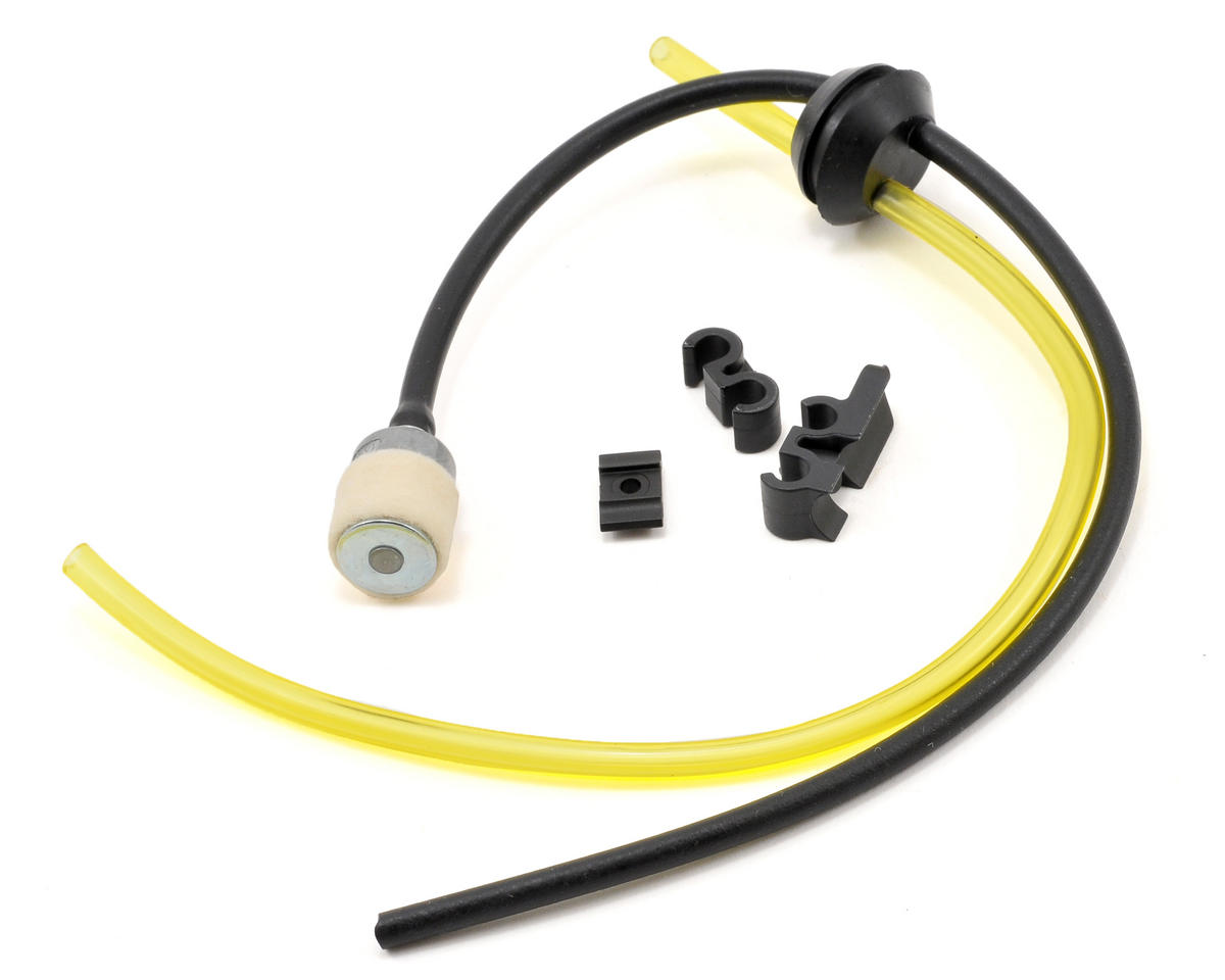 Losi Gas Line & Clamp Set