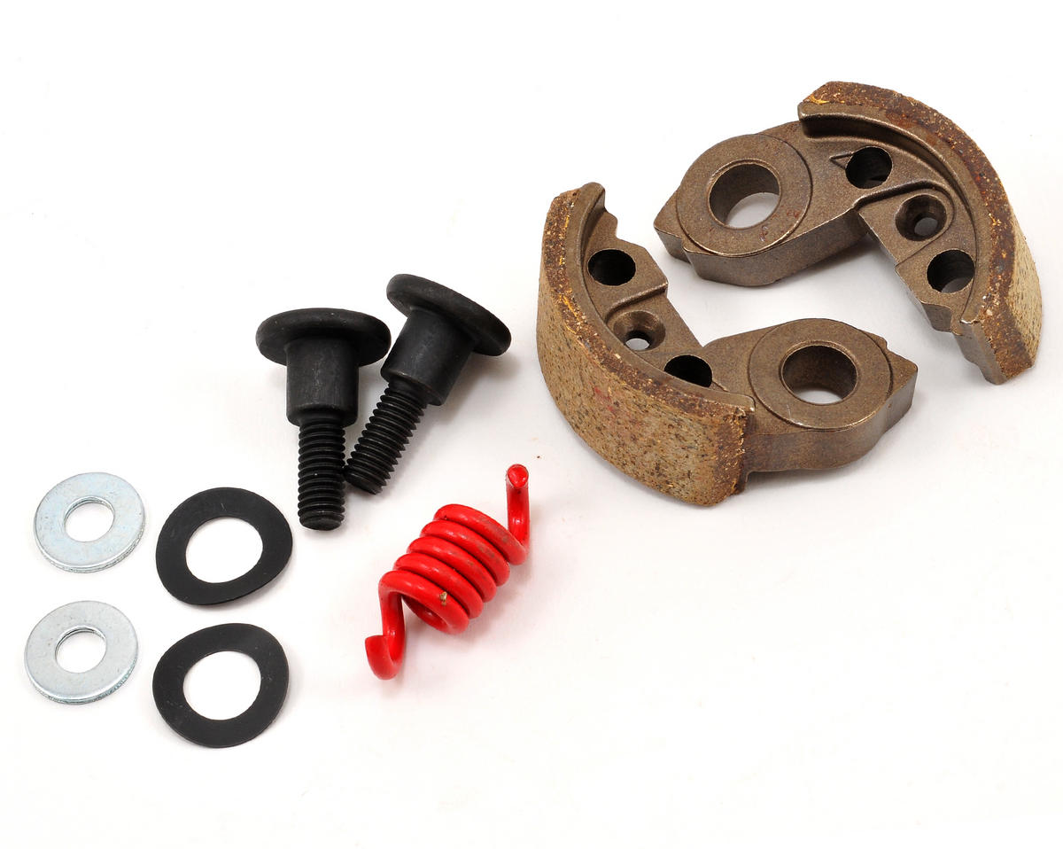 Clutch Shoe Set w/8,000 RPM Spring (5IVE-T) by Losi Monster Truck XL
