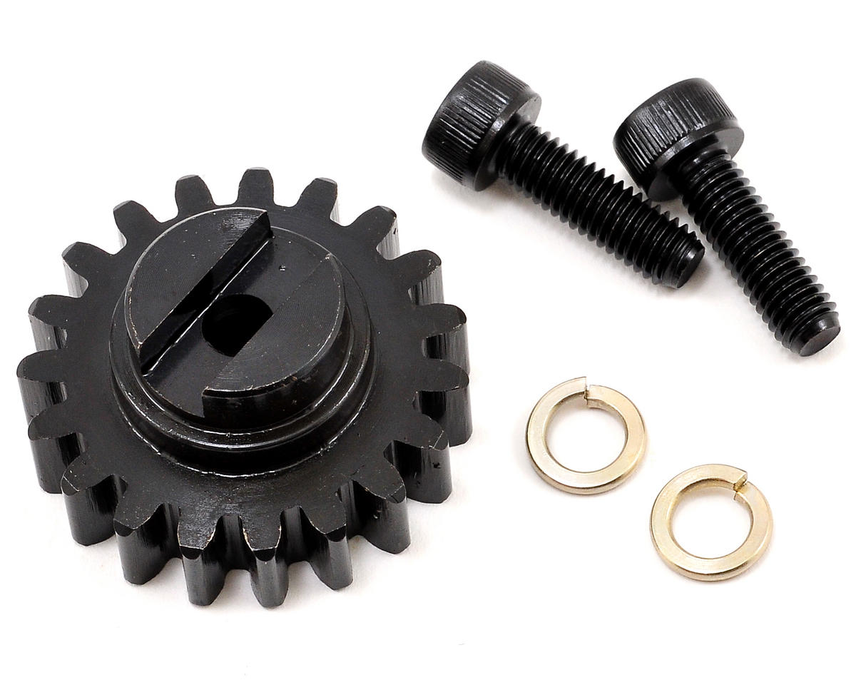 Losi 1.5M Pinion Gear & Hardware Set (19T)