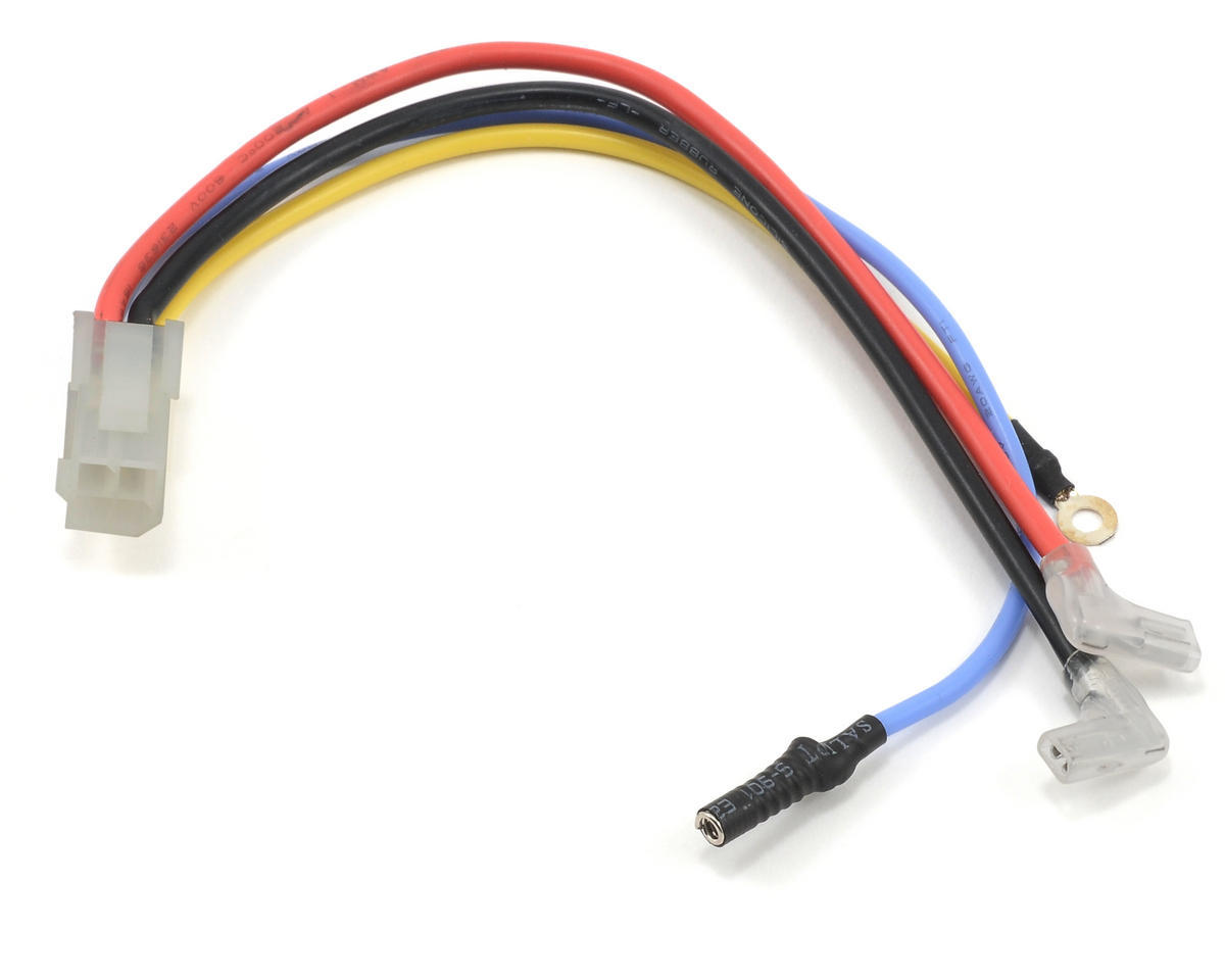 ROSS Engine Wiring Harness by Losi