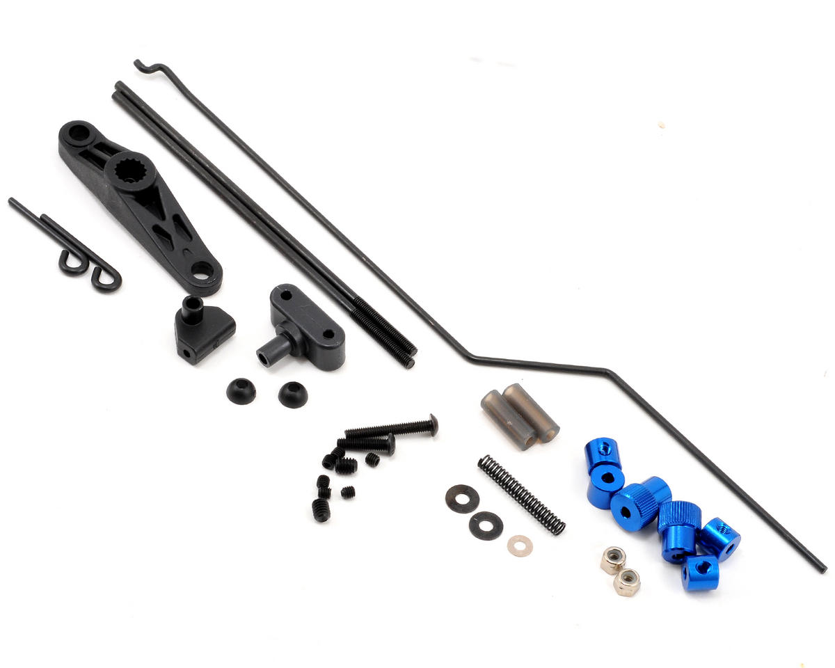 Losi 5IVE-T Throttle & Brake Linkage Set