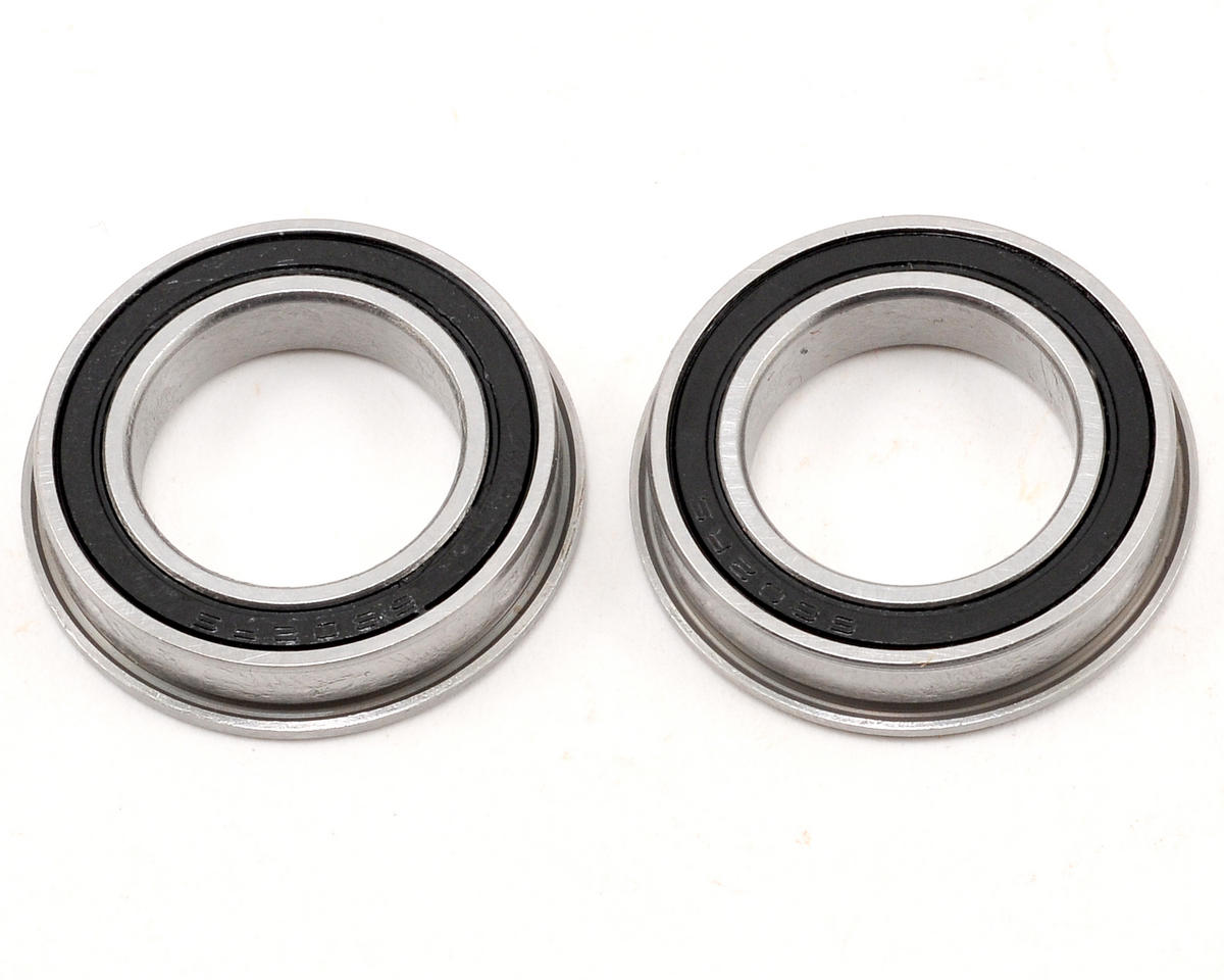 15x24x5mm Flanged Differential Support Bearing Set (2) by Losi