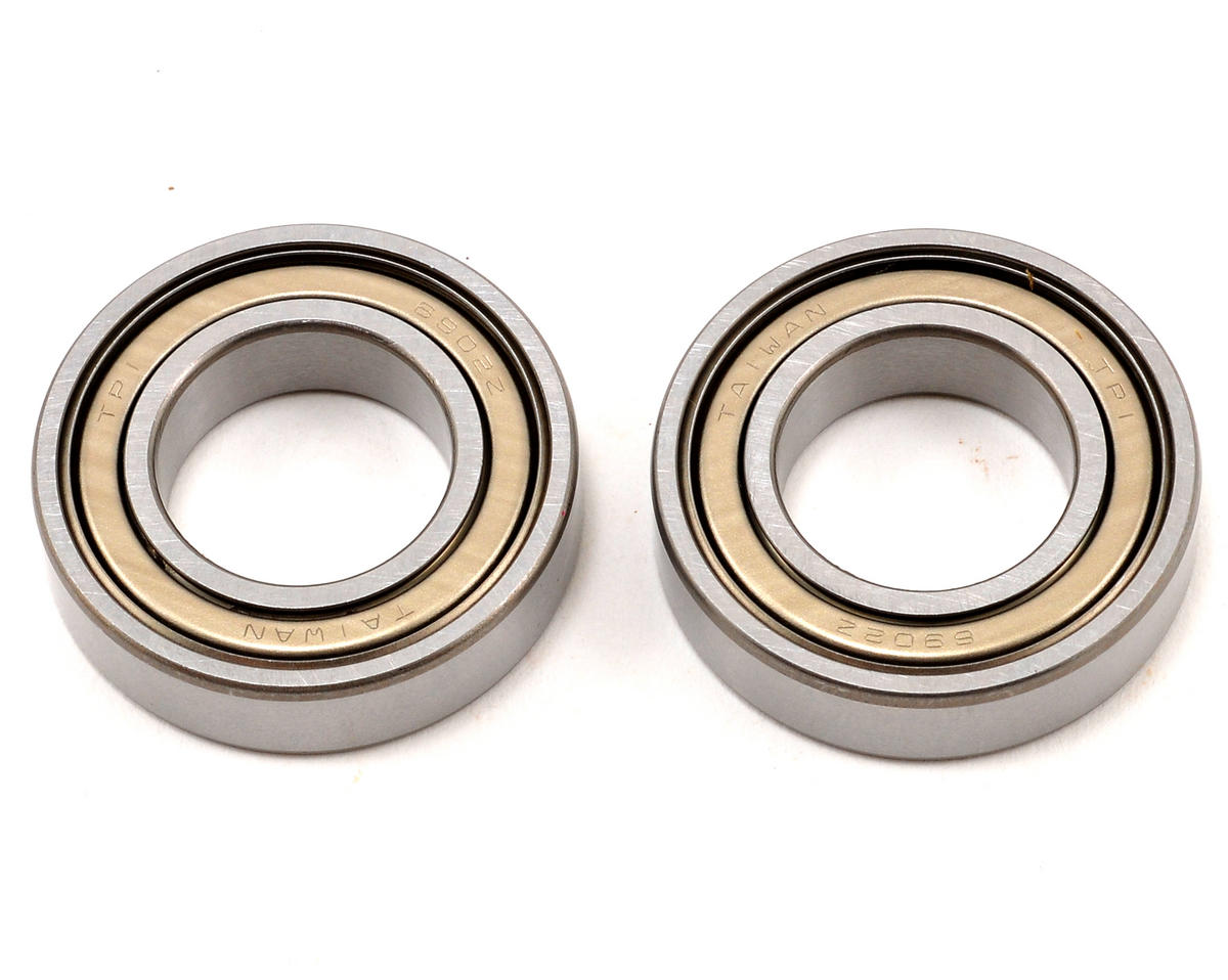15x28x7mm Clutch Bell Bearing Set (2) by Losi