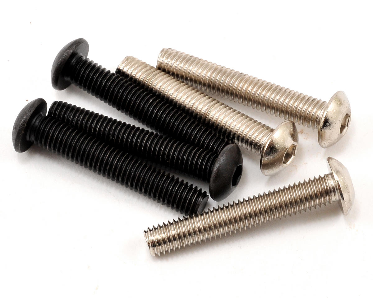 Lower Shock Mounting Screw Set (6) by Losi