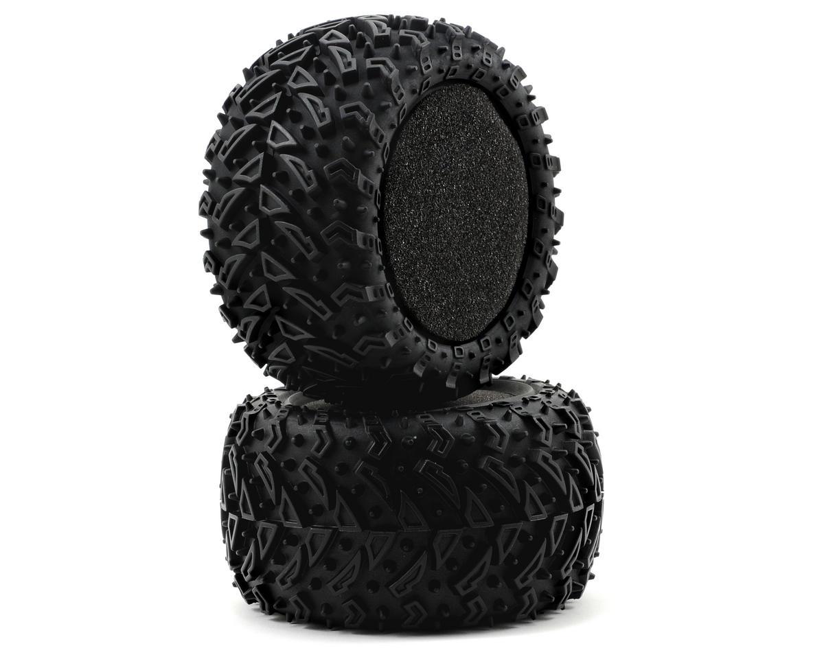 Losi 320S Zombie Max Tires w/Foam (2) (Ten-T)