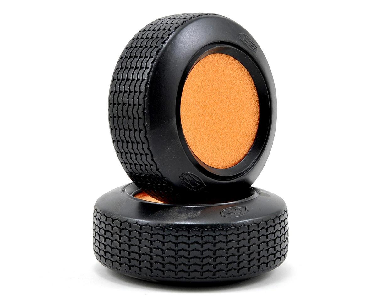 Losi Front Tire Set (2) (Slider)