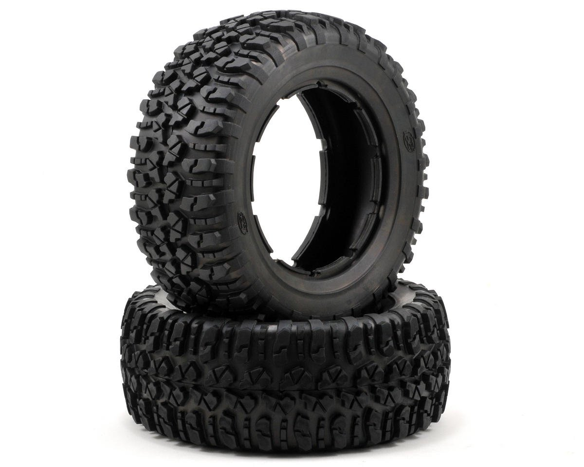 Nomad Tire Set (2) (5IVE-T) (Firm) by Losi