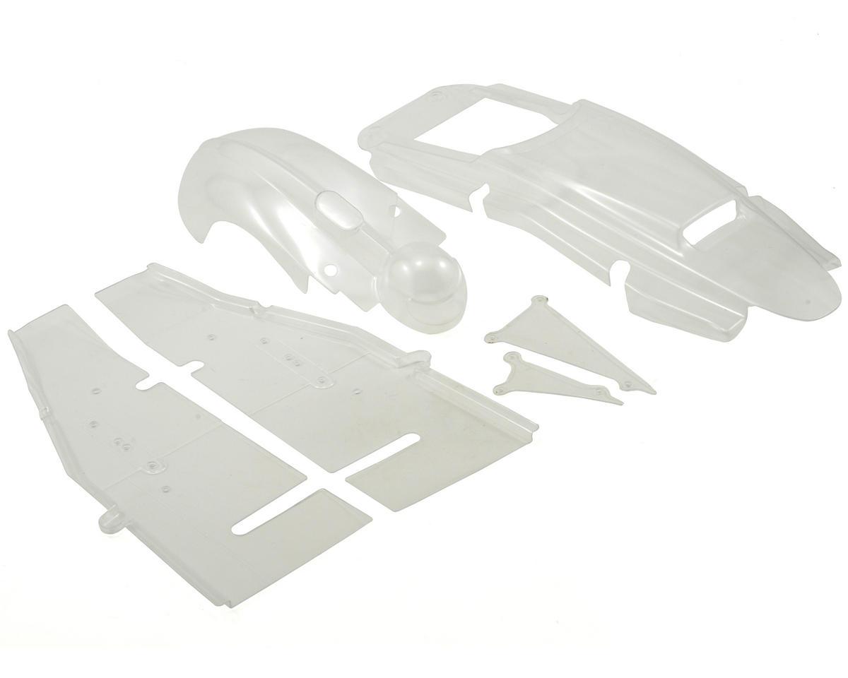 Losi 1/10 Slider Body (Clear)