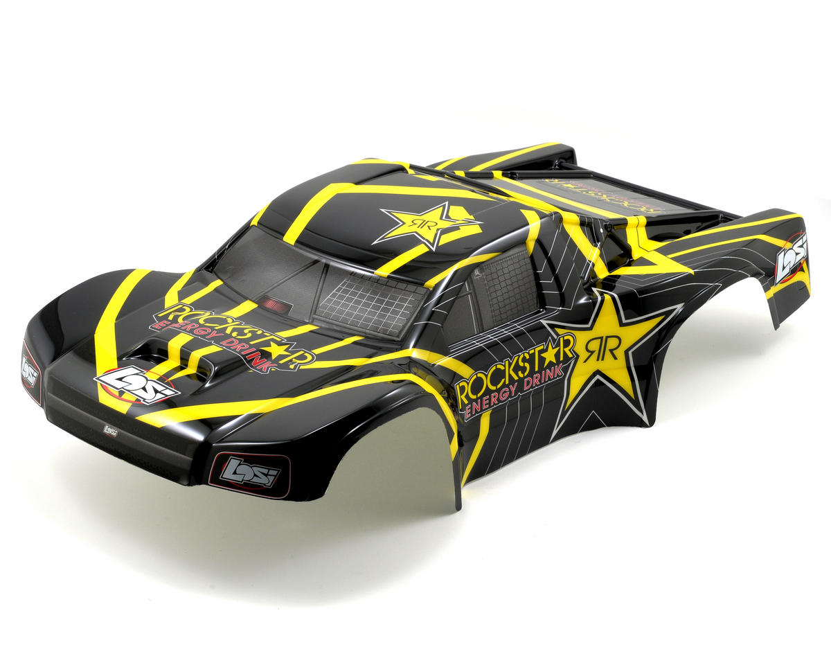 "Losi ""Rockstar"" Body (XXX-SCT)"