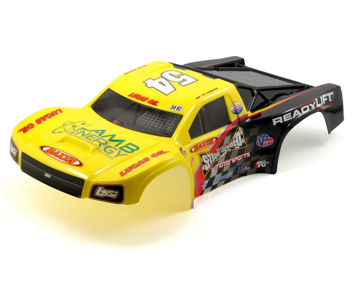 Losi Stronghold Body (XXX-SCT)