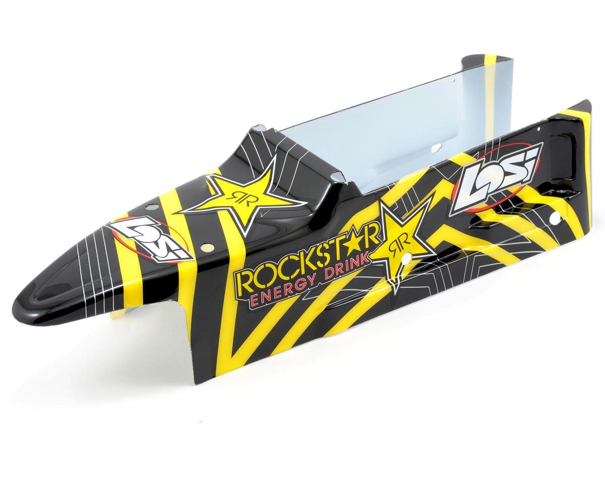 Losi XXX-SCB Body Set (Rockstar)