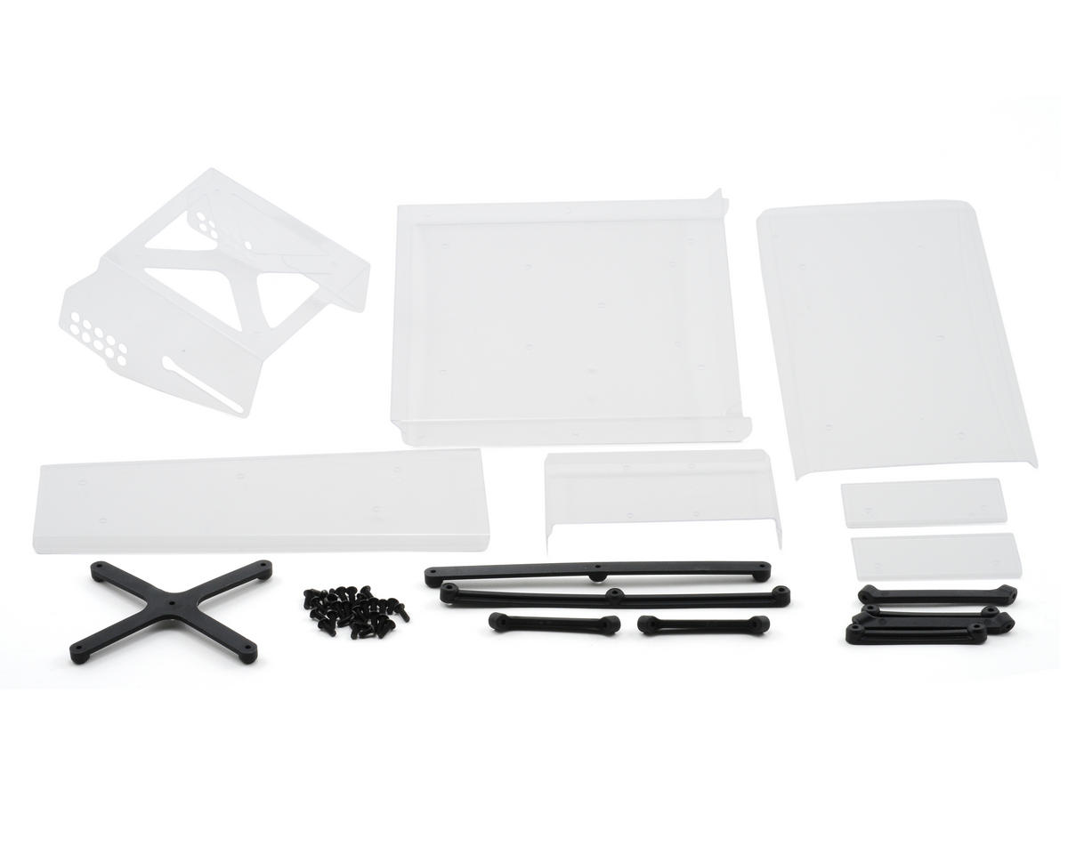 Losi 1/10 Slider Clear Wing Kit