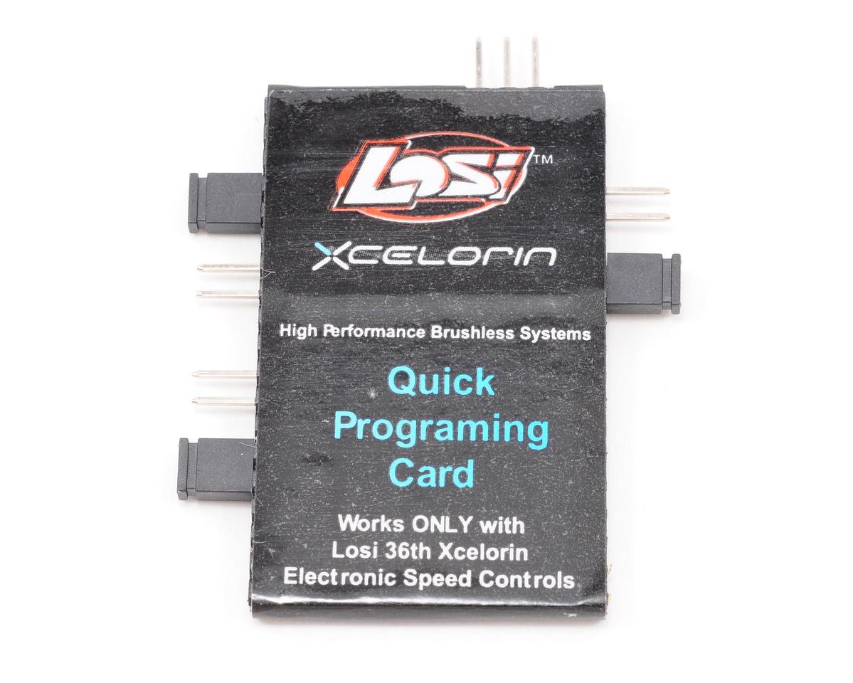 Losi 1/36 Xcelorin Brushless ESC/Motor Combo (8750kV)