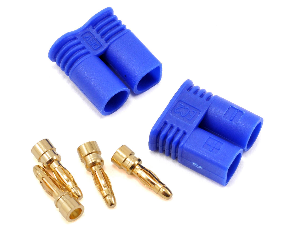 Losi EC2 Device Connector Set (2)
