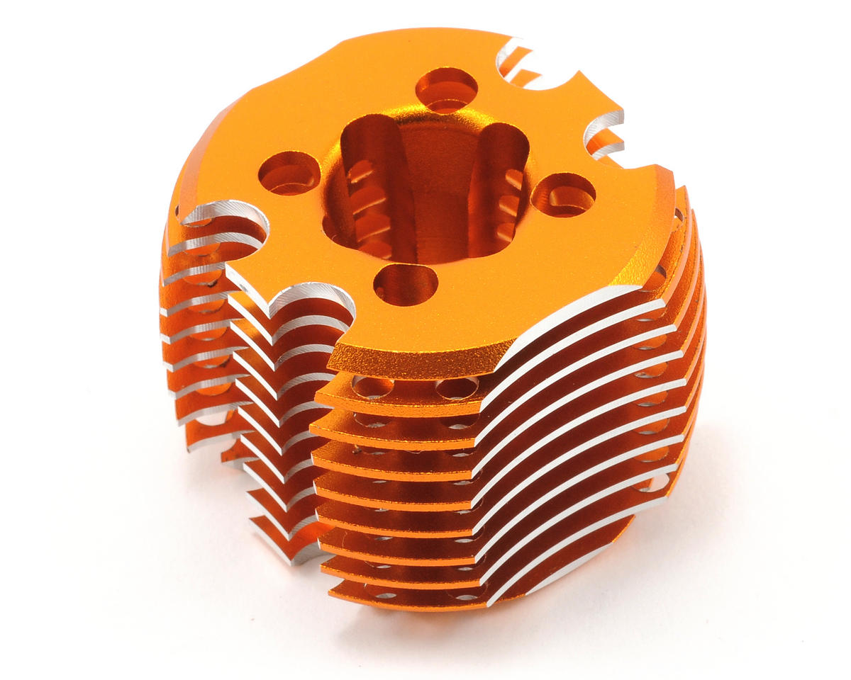 Losi Heat Sink Head (Gold)