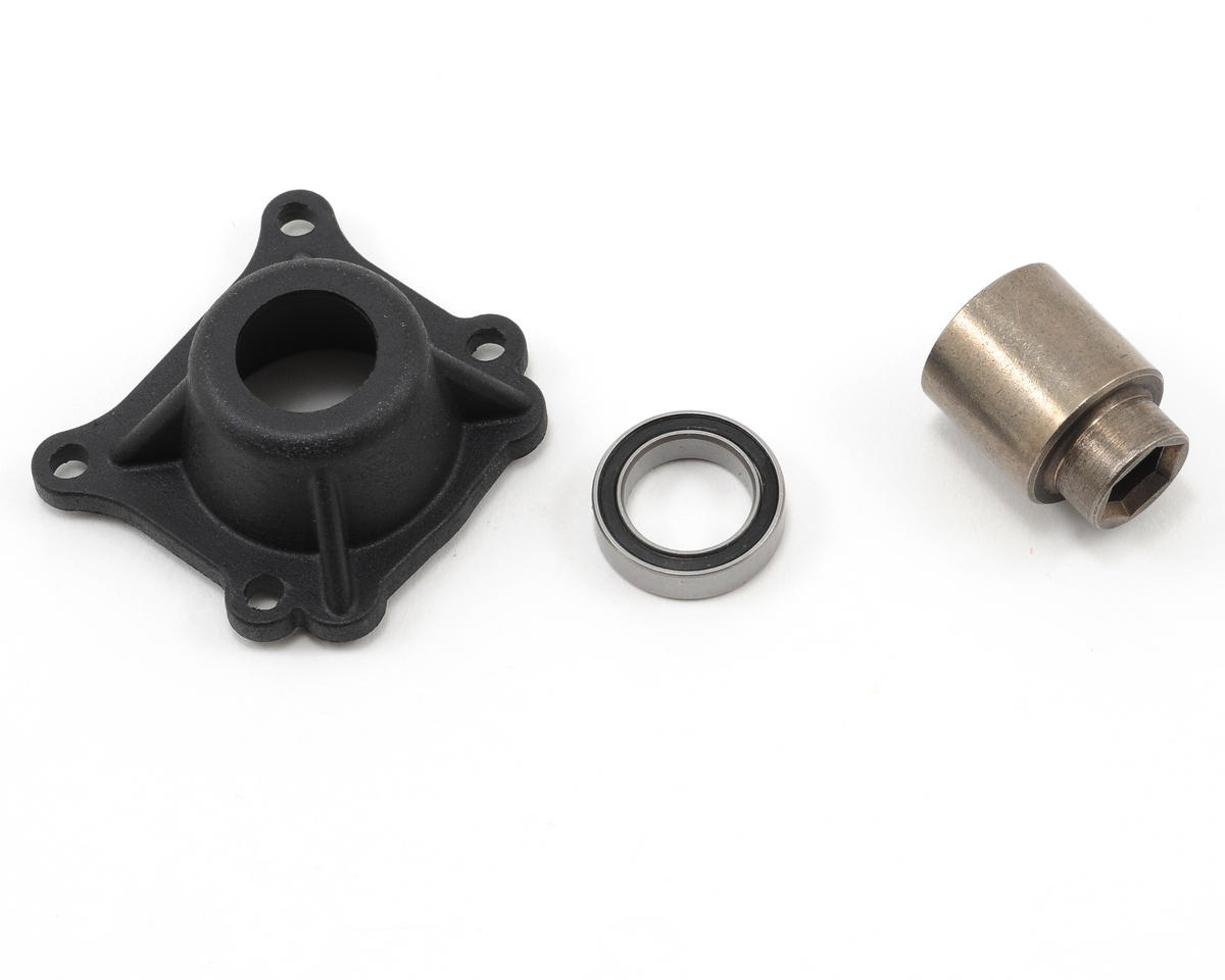 Losi 3.4 Spin-Start Backplate Assembly