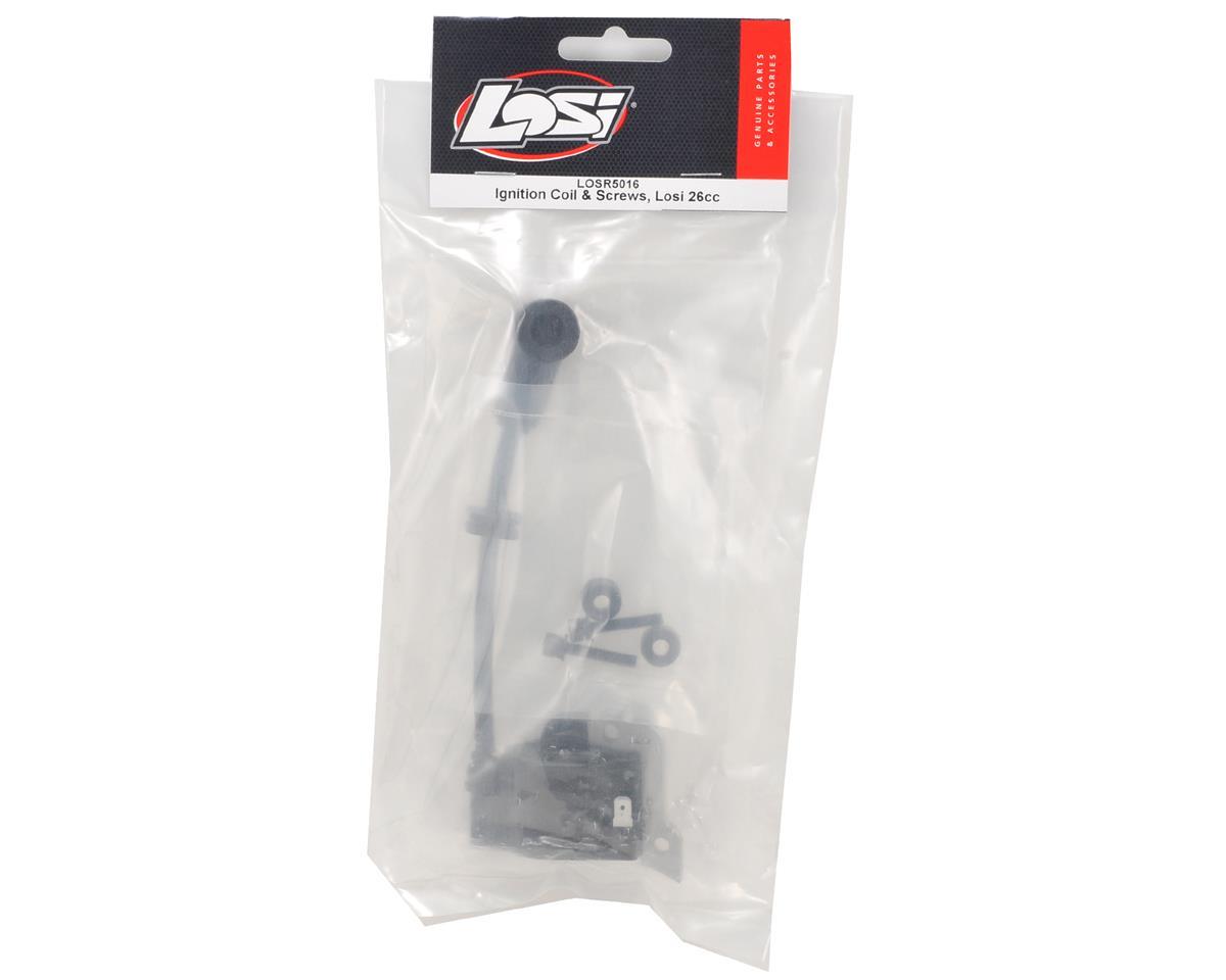 Losi Ignition Coil & Screw Set (26cc)