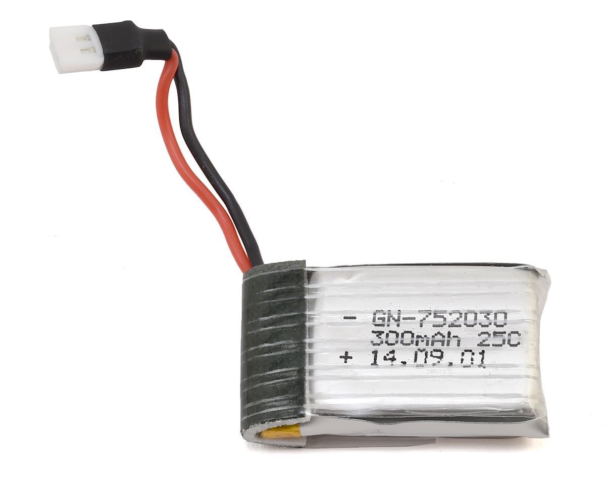 LRP H4 Gravit Micro 2.0 Quadcopter LiPo Battery (3.7V/300mAh)