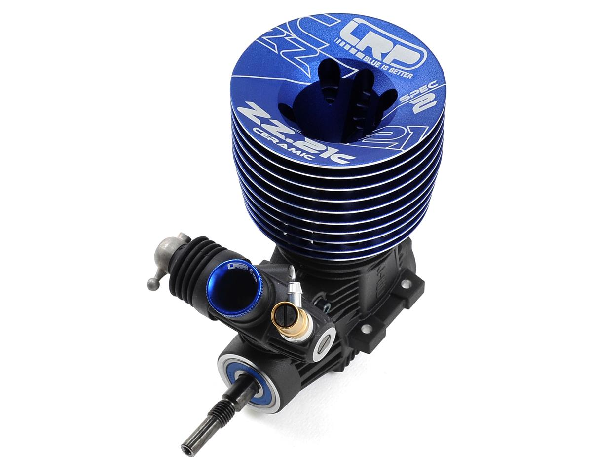 LRP ZZ.21C Ceramic Spec 2 Off-Road Competition Buggy Engine
