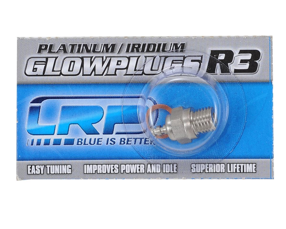 LRP Platinum/Iridium Standard Glow Plug (R3 - Medium/Hot)