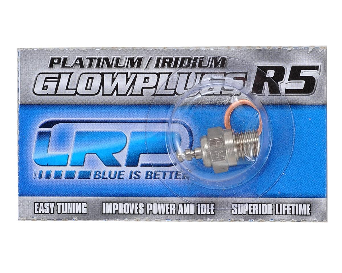 Platinum/Iridium Standard Glow Plug (R5 - Medium/Cold) by LRP