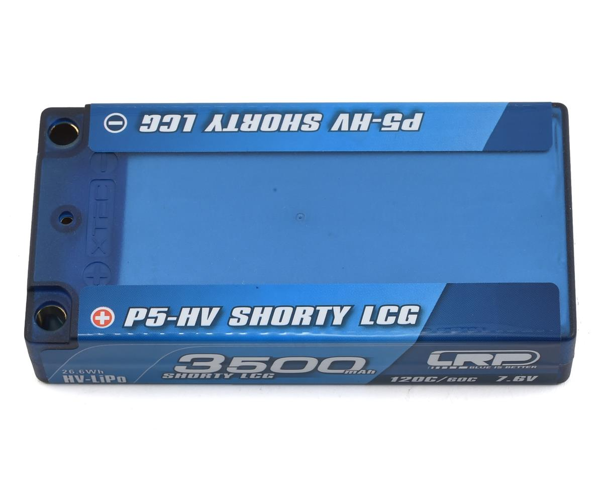 LRP P5-HV Graphene 2S LiPo 60C Shorty LCG Battery