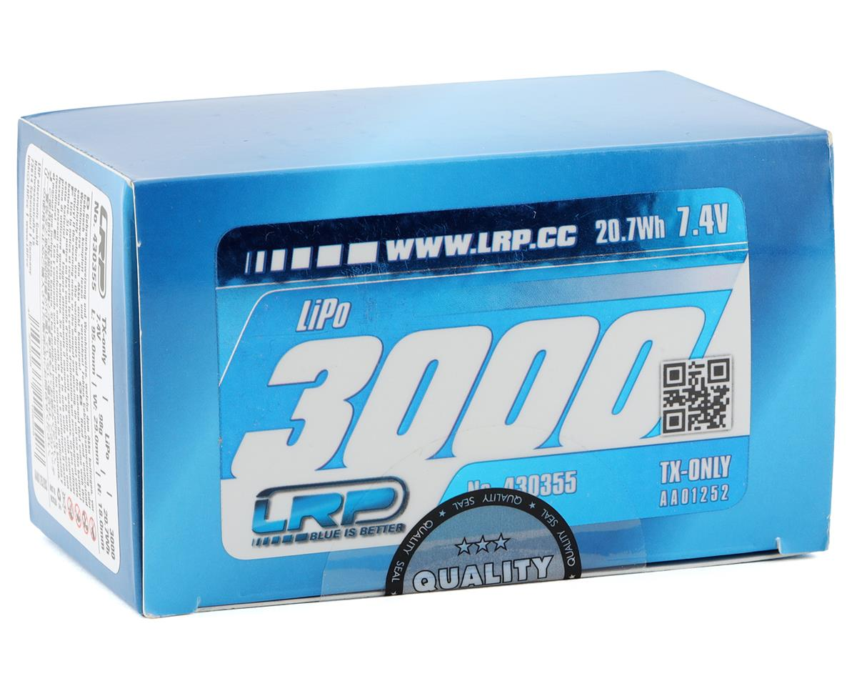 LRP VTEC 2S LiPo Transmitter Battery Pack (7.4V/3000mAh) (MT-4, M11X, M12)