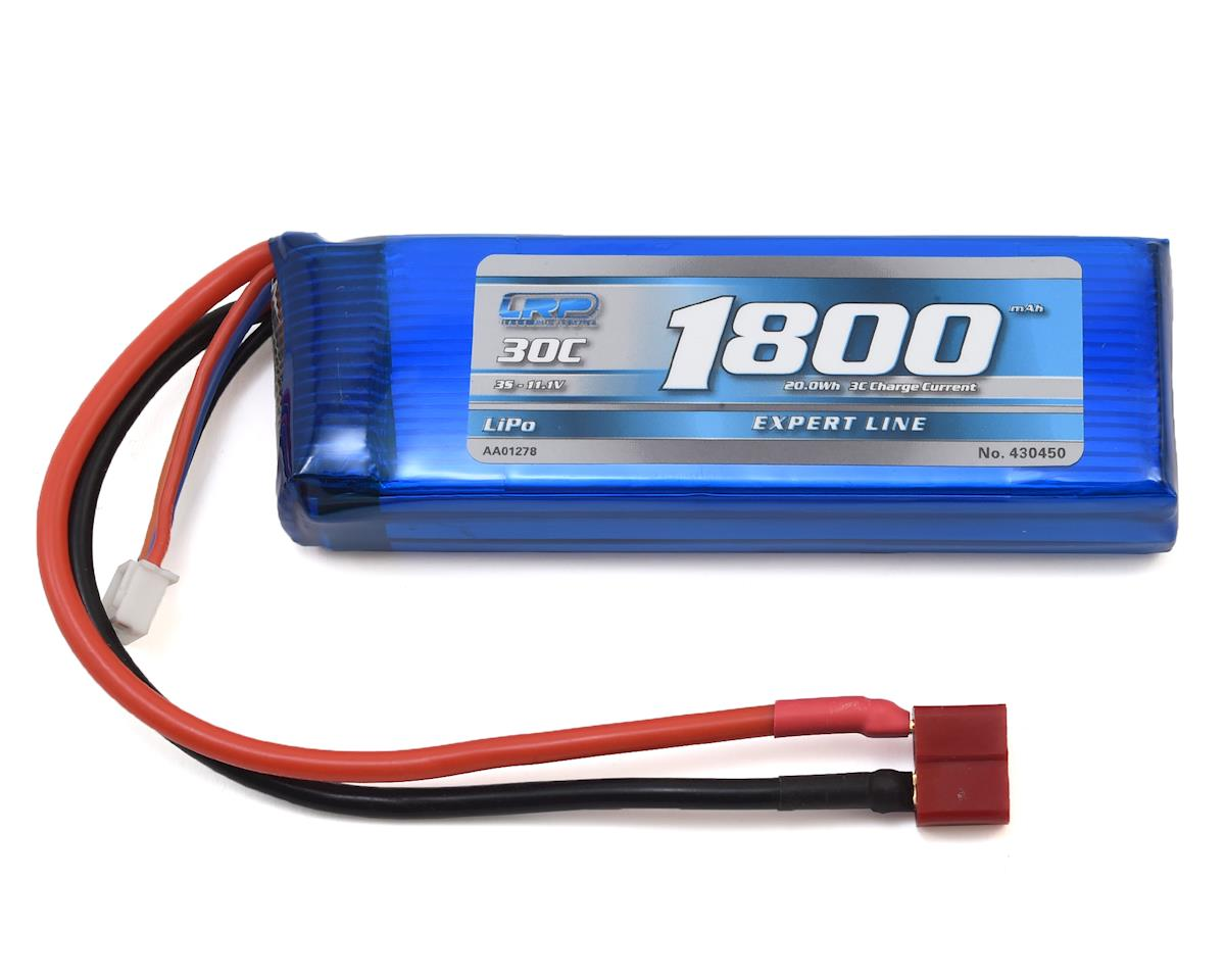 LRP Deep Blue 420 Race Expert Line 30C LiPo Battery (11.1V/1800mAh)